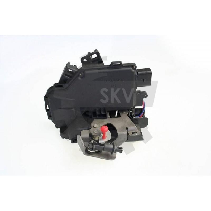 Cerradura atrás derecha SPANO Parts 16SKV054 - AUDI A6 (C5)