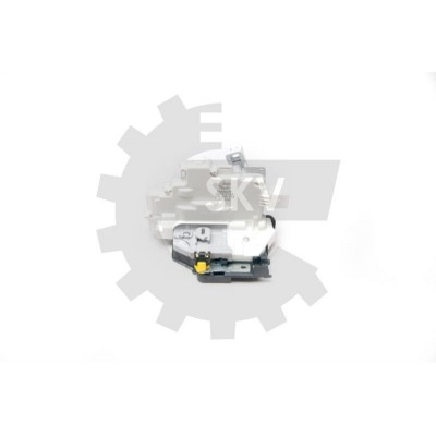 Cerradura atrás derecha SPANO Parts 16SKV134 - SEAT Altea Leon Toledo III VW