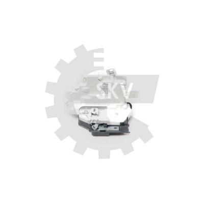 Cerradura delante derecha SPANO Parts 16SKV142 - AUDI Q7 SEAT Ibiza SKODA Superb VW Passat Tiguan