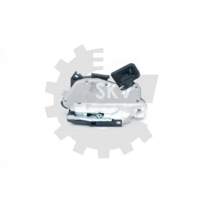 Cerradura delante izquierda SPANO Parts 16SKV161 - VW Golf VI Jetta Polo SKODA Yeti Rapid