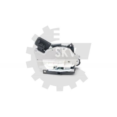Cerradura delante derecha SPANO Parts 16SKV162 - VW Golf VI Jetta Polo SKODA Yeti Rapid