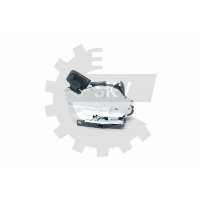Cerradura atrás derecha SPANO Parts 16SKV164 - VW Golf VI Jetta Polo SKODA Yeti Rapid