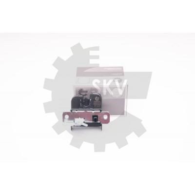 Cerradura maletero SPANO Parts 16SKV510 - VW Transporter V