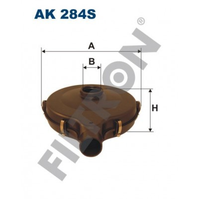Filtro de Aire Filtron AK284S