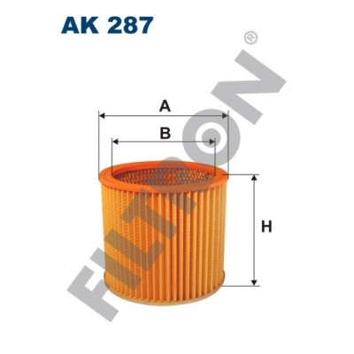Filtro de Aire Filtron AK287