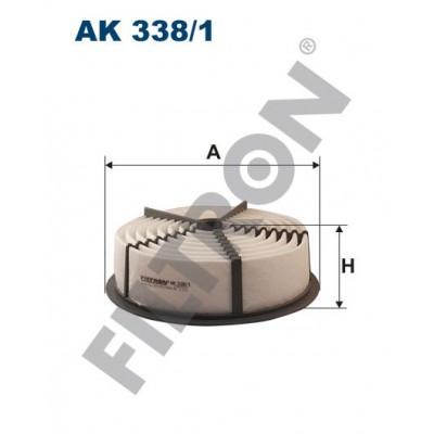 Filtro de Aire Filtron AK338/1 Isuzu Trooper, Opel Campo