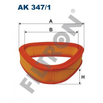 Filtro de Aire Filtron AK347/1