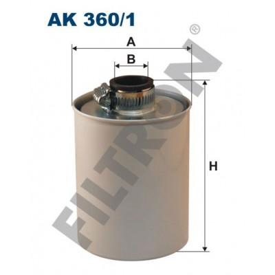 Filtro de Aire Filtron AK360/1