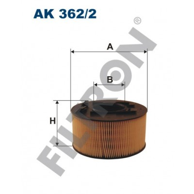 Filtro de Aire Filtron AK362/2 BMW Serie 3 (E46)
