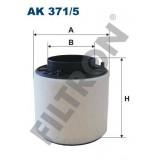Filtro de Aire Filtron AK371/5 Audi A4 (B8/8K), A5 (8T), Q5 (8R)