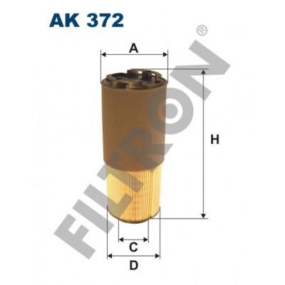 Filtro de Aire Filtron AK372 Volvo V70
