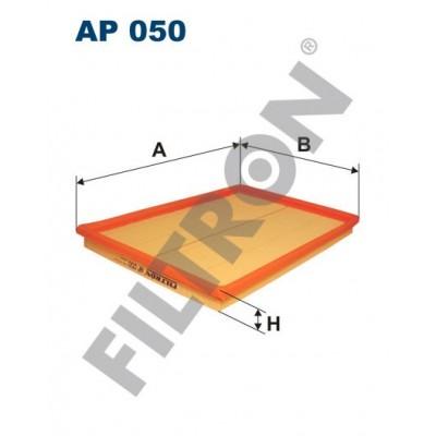 Filtro de Aire Filtron AP050 Bedford Astramax/Astra Van, Opel Astra Classic, Astra F/Astra F Cabrio, Vauxhall Astra-F