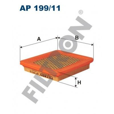 Filtro de Aire Filtron AP199/11