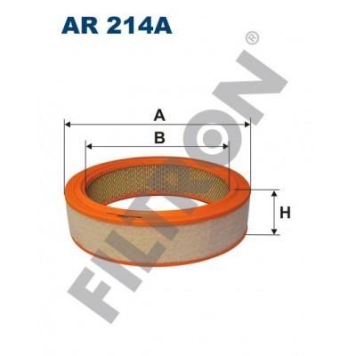 Filtro de Aire Filtron AR214A