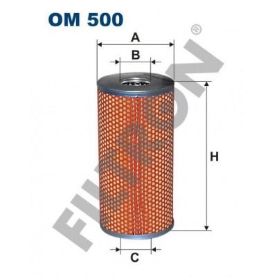 Filtro de Aceite Filtron OM500