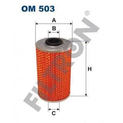 Filtro de Aceite Filtron OM503