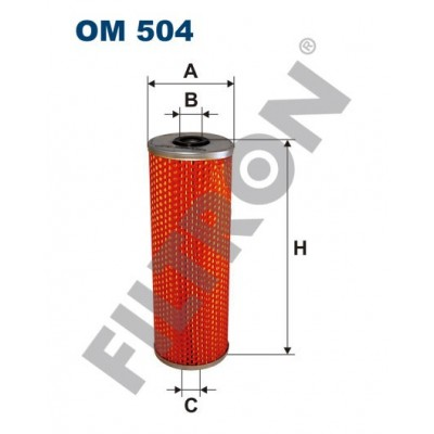 Filtro de Aceite Filtron OM504
