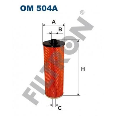 Filtro de Aceite Filtron OM504A