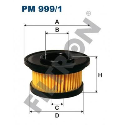 Filtro de Combustible Filtron PM999/1
