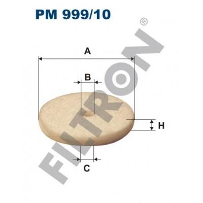 Filtro de Combustible Filtron PM999/10