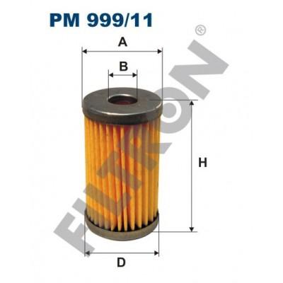 Filtro de Combustible Filtron PM999/11