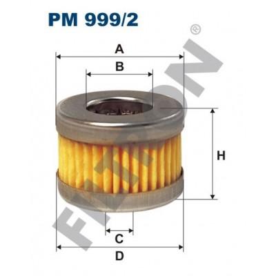 Filtro de Combustible Filtron PM999/2
