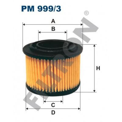 Filtro de Combustible Filtron PM999/3