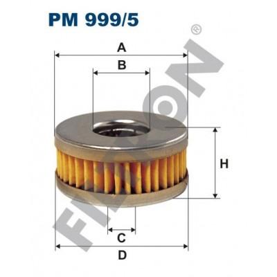 Filtro de Combustible Filtron PM999/5