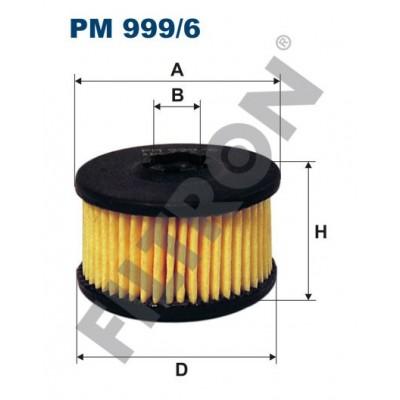 Filtro de Combustible Filtron PM999/6