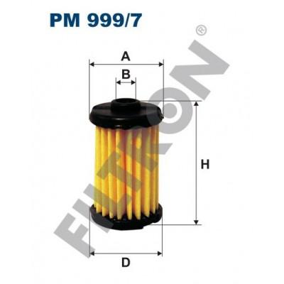 Filtro de Combustible Filtron PM999/7