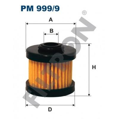 Filtro de Combustible Filtron PM999/9