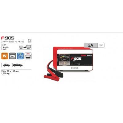 Cargador de baterías Ferve PRIMA F-905