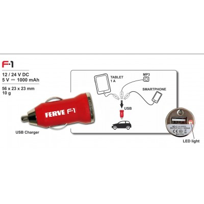 Accesorios Ferve ACCESORIOS F-1