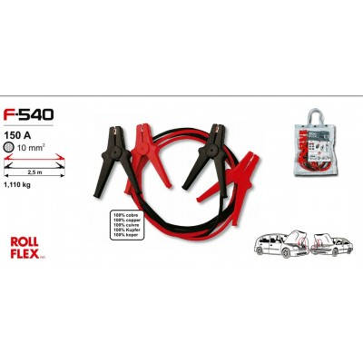 Cables de emergencia Ferve ROLL-FLEX F-540