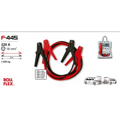 Cables de emergencia Ferve ROLL-FLEX F-445