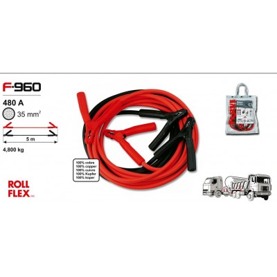 Cables de emergencia Ferve ROLL-FLEX F-960