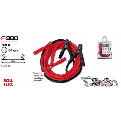 Cables de emergencia Ferve ROLL-FLEX F-980