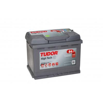Batería TUDOR HIGH-TECH TA640 64Ah 640A