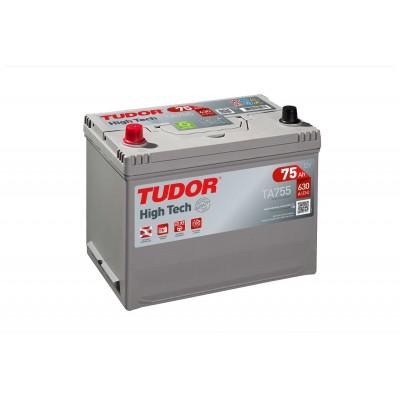Batería TUDOR HIGH-TECH TA755 75Ah 630A