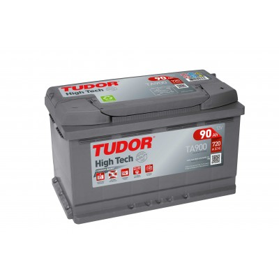 Batería TUDOR HIGH-TECH TA900 90Ah 720A