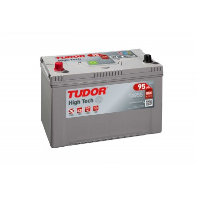 Batería TUDOR HIGH-TECH TA955 95Ah 800A