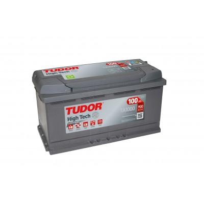 Batería TUDOR HIGH-TECH TA1000 100Ah 900A