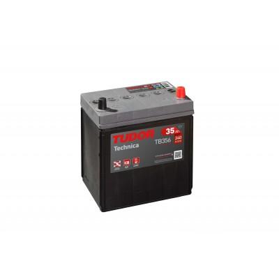 Batería TUDOR TECHNICA TB356 35Ah 240A