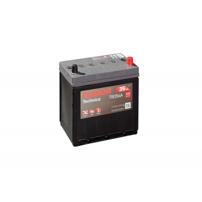 Batería TUDOR TECHNICA TB356A 35Ah 240A