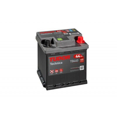 Batería TUDOR TECHNICA TB440 44Ah 400A