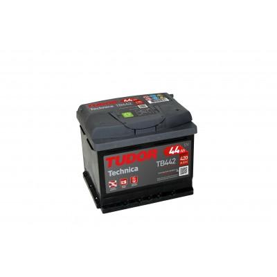 Batería TUDOR TECHNICA TB442 44Ah 420A