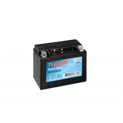 Batería TUDOR START-STOP AUXILIARES TK111 11Ah 150A