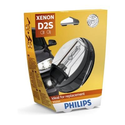 LAMPARA XENON D2S VISION - 85122VIS1