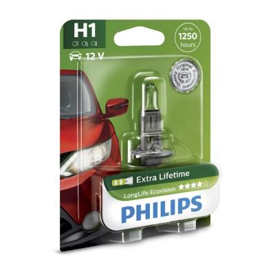LAMPARA H1 LONGLIFE ECOVISION - 12258LLECOB1