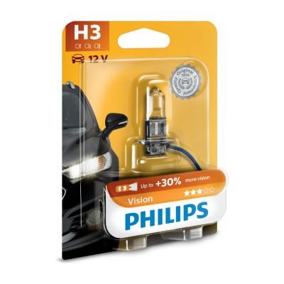 LAMPARA H3 12V PREMIUM PHILIP - 12336PRB1